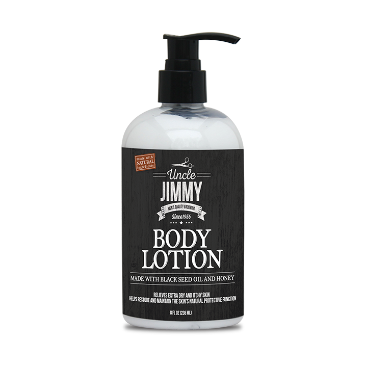 Uncle Jimmy Body Lotion - BEAUTYBEEZ