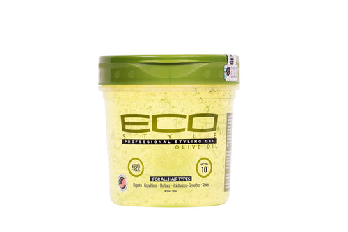 Eco Style Gel Olive Oil - BEAUTYBEEZ