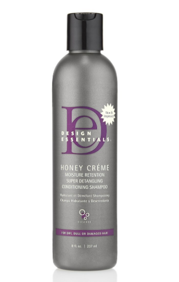 Honey Creme Moisture Retention Shampoo 8 oz - BEAUTYBEEZ