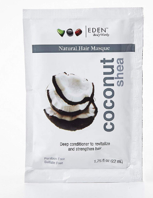 Coconut Shea Natural Hair Masque Packet - BEAUTYBEEZ