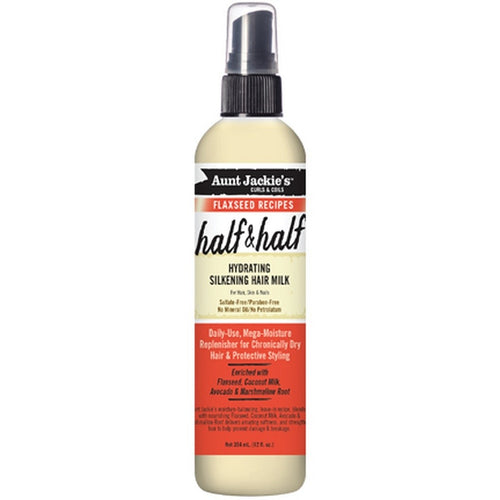 Half & Half – Hydrating Silkening Hair Milk - BEAUTYBEEZ