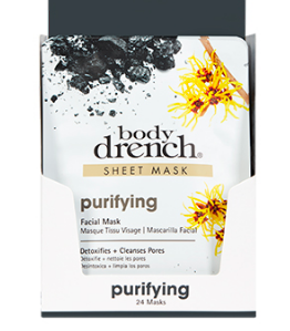 Body Drench Sheet Mask Purifying - BEAUTYBEEZ