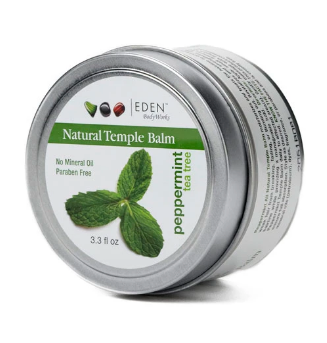All Natural Temple Balm - BEAUTYBEEZ