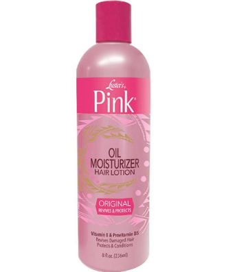 Pink Oil Moisturizer Hair Lotion - BEAUTYBEEZ-beauty-supply