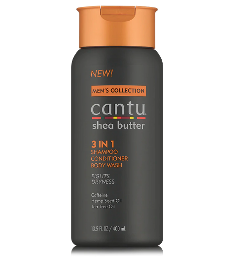 Men's 3-in-1 Shampoo Conditioner Body Wash - BEAUTYBEEZ