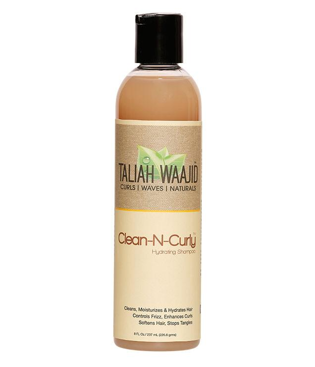 Clean-N-Curly Hydrating Shampoo - BEAUTYBEEZ