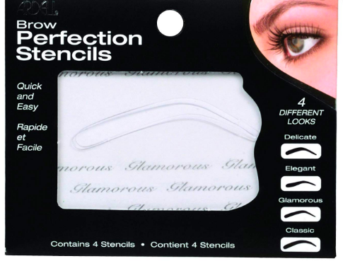 Brow Perfection Stencils - BEAUTYBEEZ