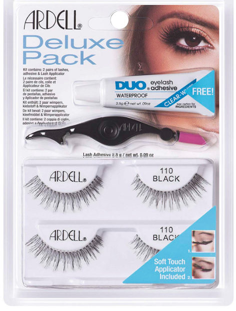 Deluxe Pack 110 with adhesive - BEAUTYBEEZ