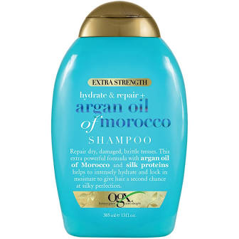 Extra Strength Hydrate and Repair Argan Oil of Morocco Shampoo Shampoo - BEAUTYBEEZ-beauty-supply