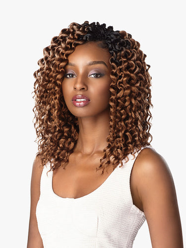 Lulutress Crochet Braid 3X Chunky Twist Out 10