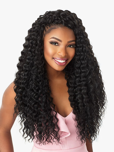 Crochet Braid Deep Twist 18