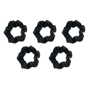 Satin Sleep Scrunchie 5pcs - BEAUTYBEEZ