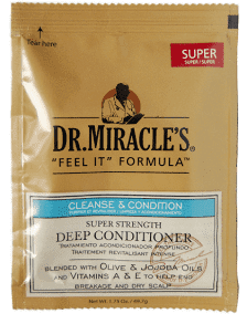 Dr. Miracle's Deep Conditioning Treatment Deep Conditioner - BEAUTYBEEZ-beauty-supply
