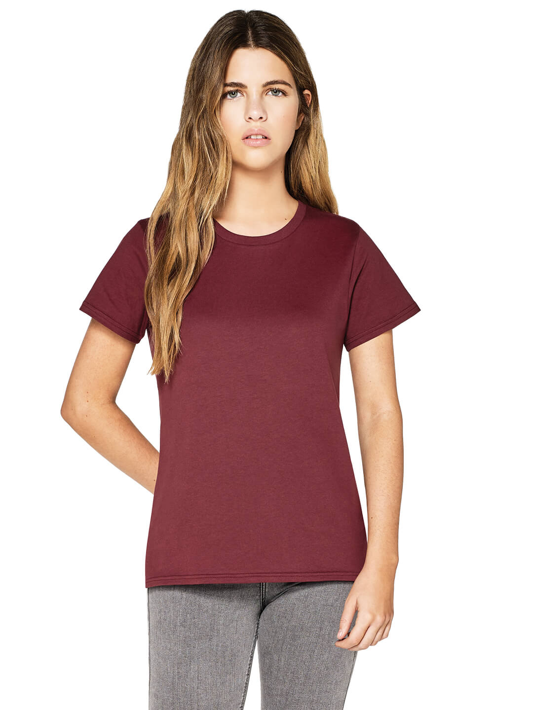 Organic Essential T-shirt: Womens