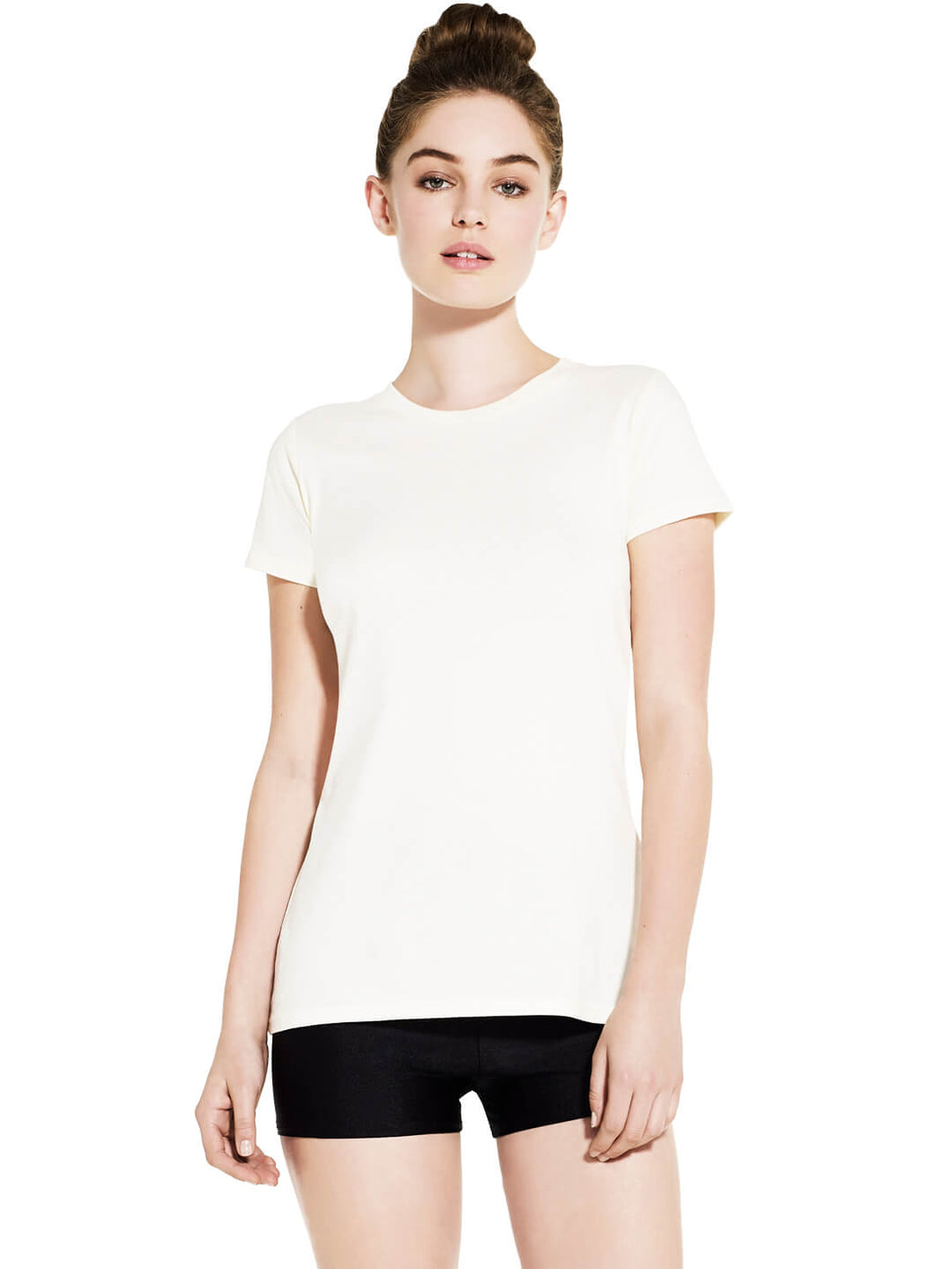 Organic Cotton Slim Fit T-shirt: Womens Earth Positive