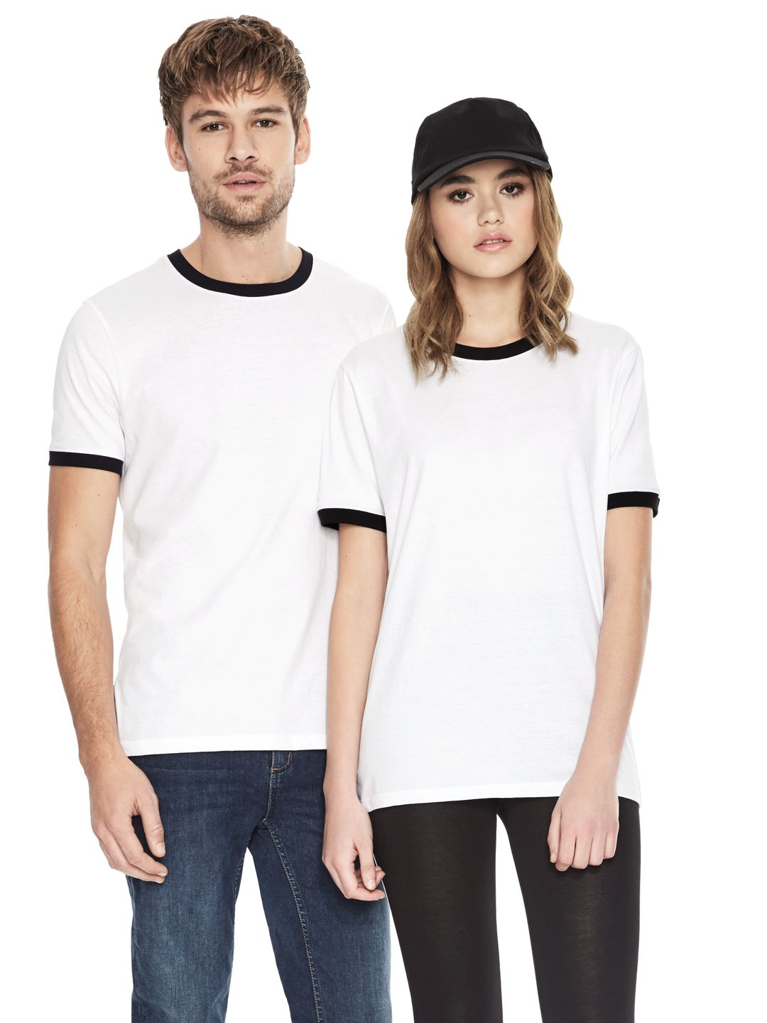 Organic Cotton Ringer T-shirt