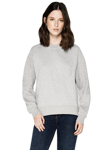Organic Cotton Raglan Sweatshirt: Womens Earth Positive