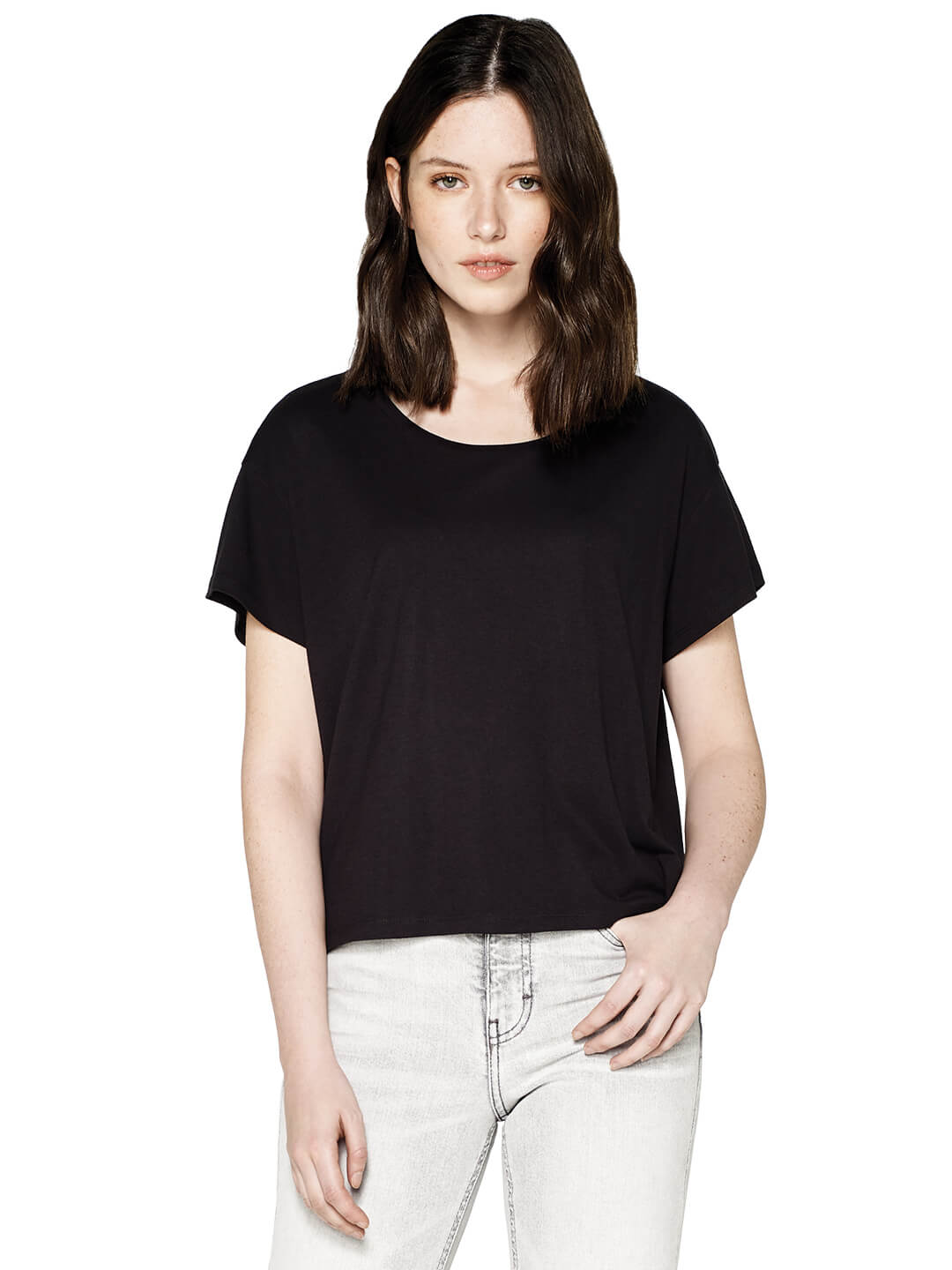 Ecovero™ Loose Fit T-shirt: Womens