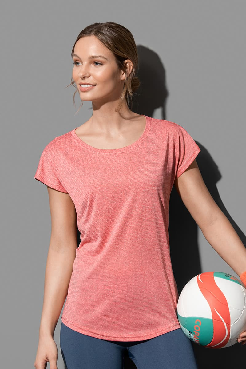 Recycled Sports T Move Ladies