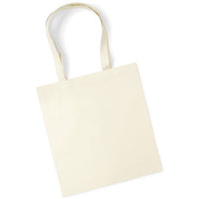 Load image into Gallery viewer, Organic Premium Cotton Tote