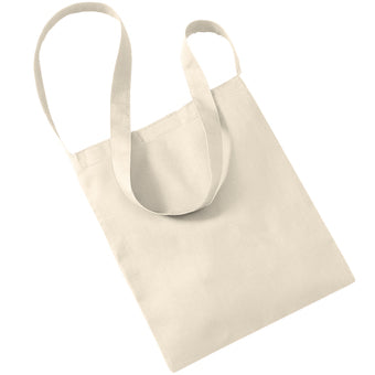 Organic Cotton Sling Tote