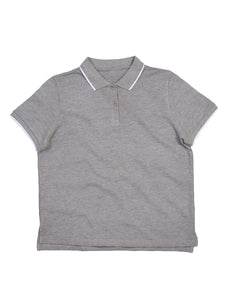 Womens Tipped Polo Shirt