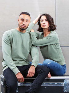 Mantis Organic Cotton & Recycled Plastic Unisex Sweatshirt