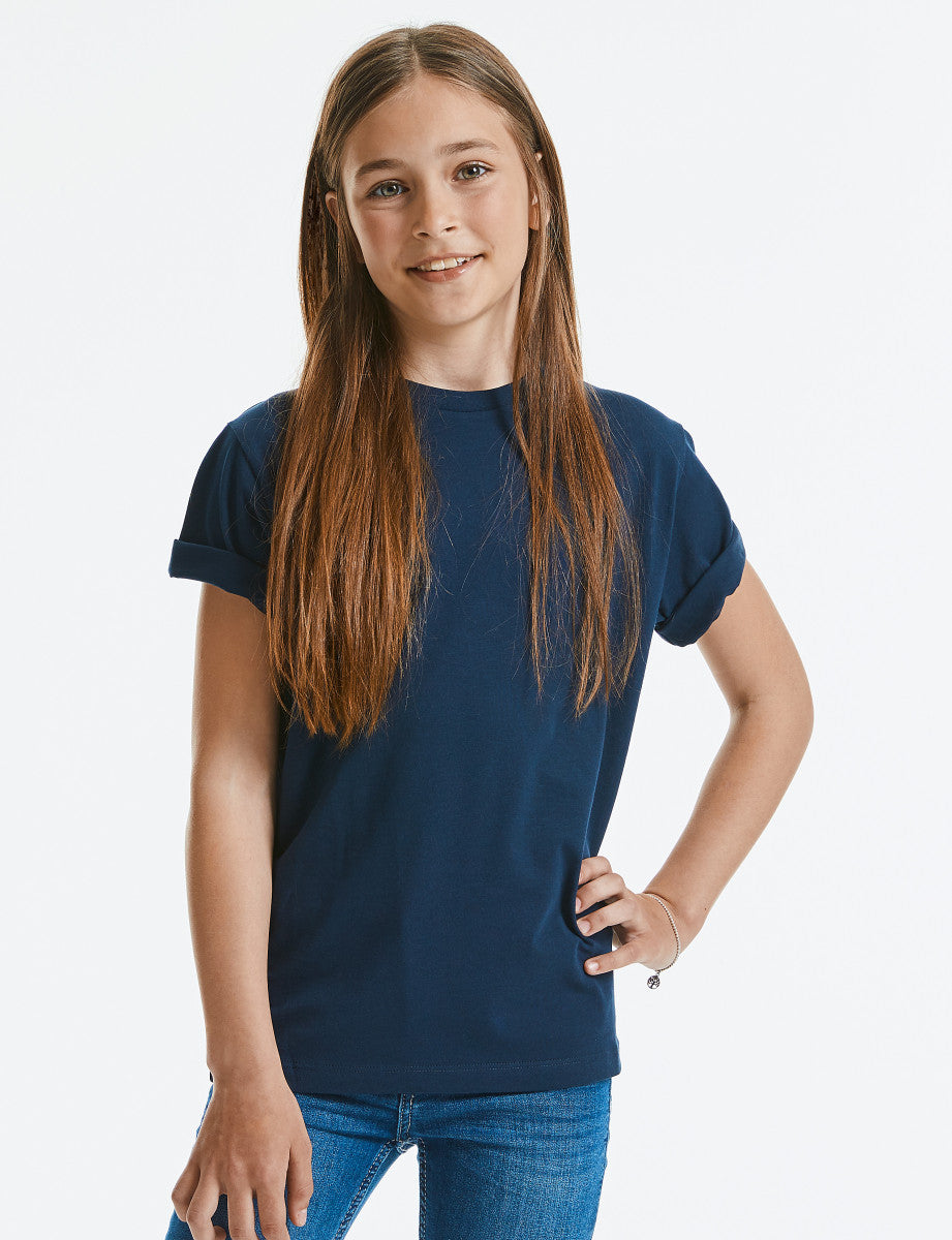 Russell Kids Pure Organic Tee
