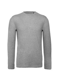 Organic Essential Long Sleeve T-shirt: Mens