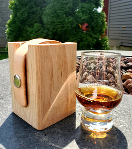 Distiller's Tasting Glass/Holster Combo