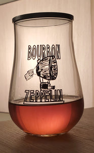Bourbon Zeppelin Spirits Taster and ABV Network Series 2 Challenge Coin Bundle