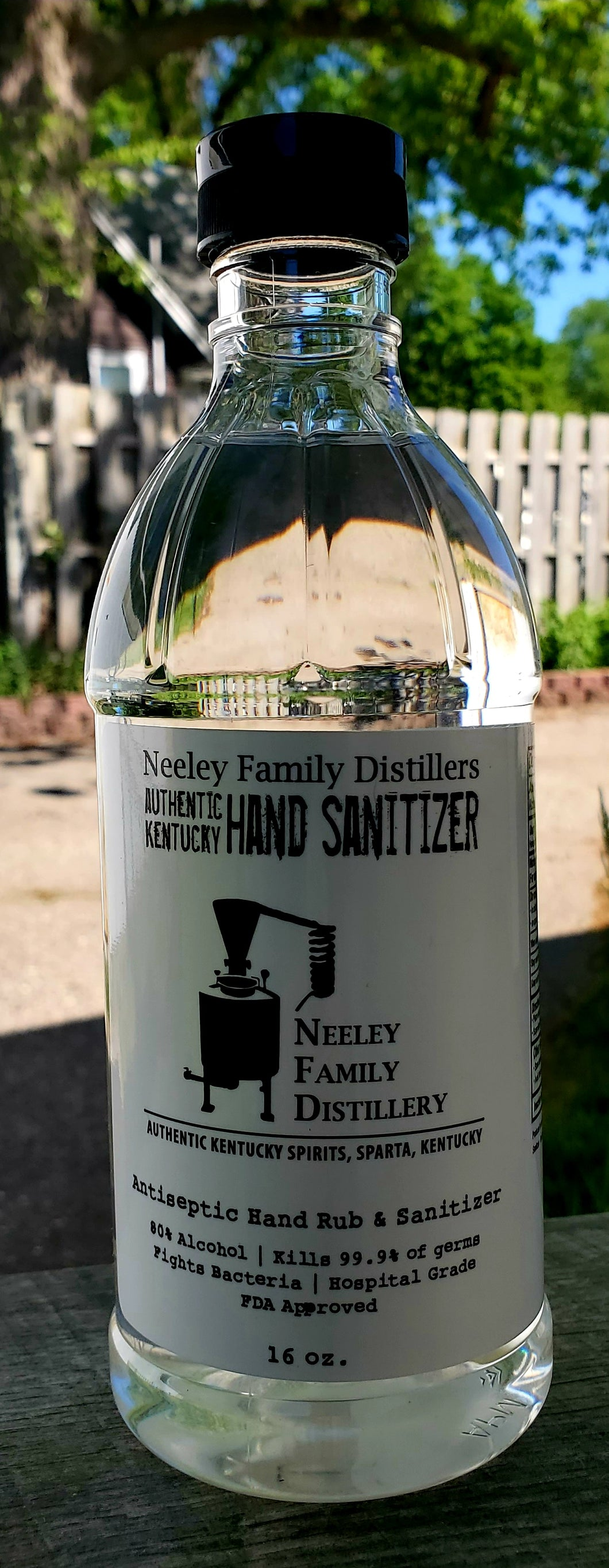 Neeley Family Distillery Hand Sanitizer
