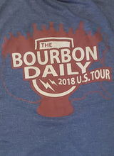 Load image into Gallery viewer, The Bourbon Daily 2018 Tour - Women's T-Shirt