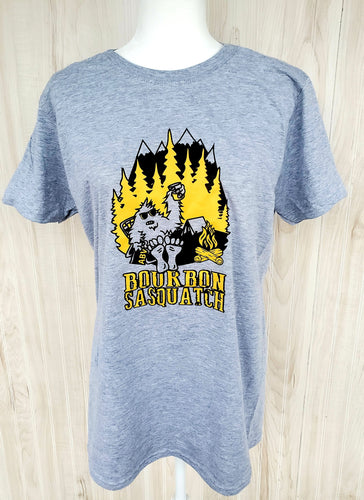 Bourbon Sasquatch T-Shirt