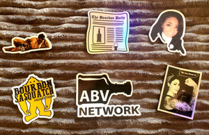 ABV Network Sticker Bundle
