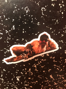 Bourbon Sasquatch Stickers