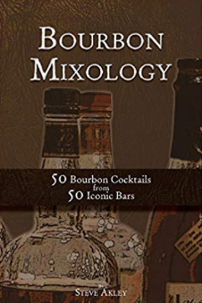 Steve Akley Book Bundle - All three - Bourbon Mixology, Mules & More, and the Story of Ten Classic Bourbon Cocktails