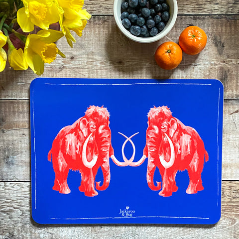Large Mammoth Placemat