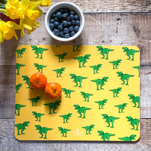 Large T-Rex Placemat