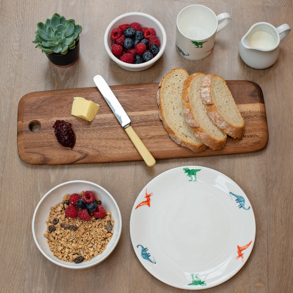 Dinosaur tableware: dinosaur crockery and tableware, dinosaur cereal bowl, start your dinosaur collection to make your dinosaur dinnerware set.