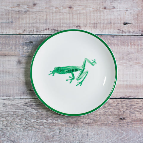 "8"" Tree Frog Plate"