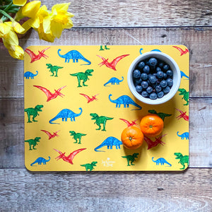 Large Dinosaur Placemat