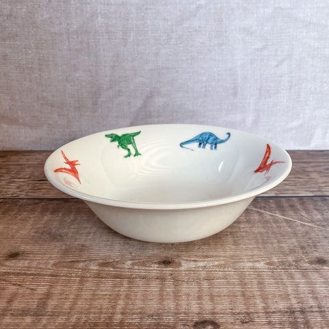 Dinosaur Sussex Bowl