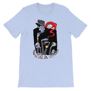 Tom Waits - Short-Sleeve Unisex T-Shirt