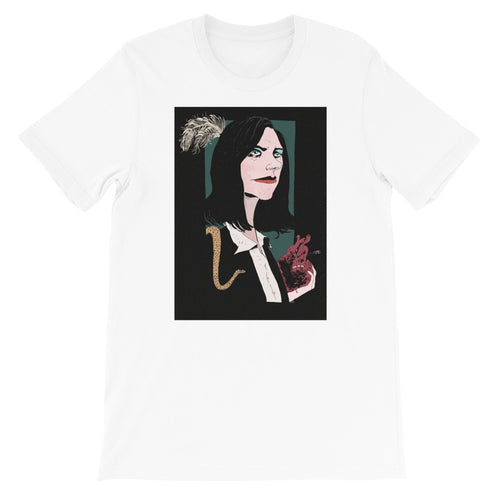 PJ Harvey - Short-Sleeve Unisex T-Shirt