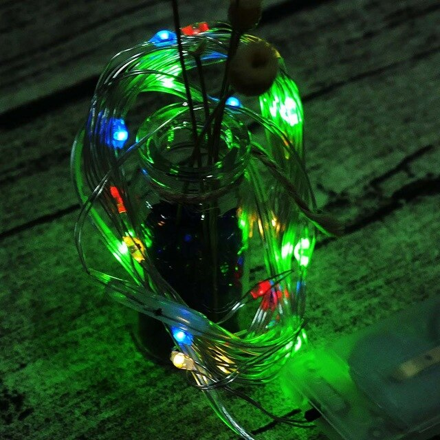 Copper Wire String Led light