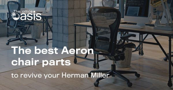 The Best Aeron Chair Parts To Revive Your Herman Miller The Office Oasis