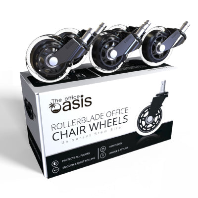 best replacement aeron chair casters