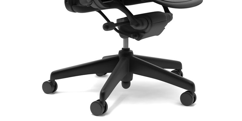 expensive office chair wheel type