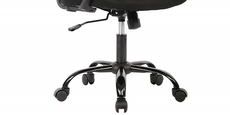 inexpensive office chair wheel type